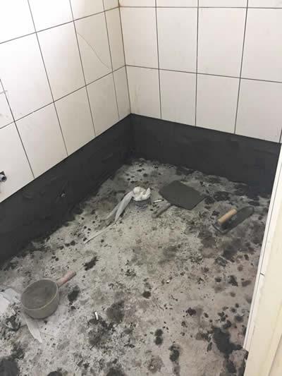 屏東浴室翻修-屏東泥作