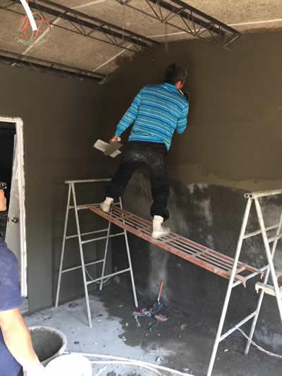 屏東頂樓浴室泥作-浴室興建-屏東泥作