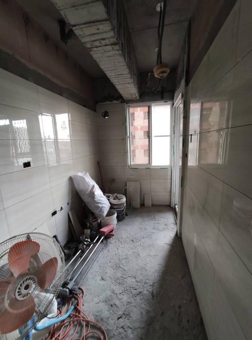 屏東廚房地磚鋪設-屏東泥作