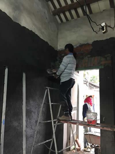屏東老屋翻修-屏東泥作